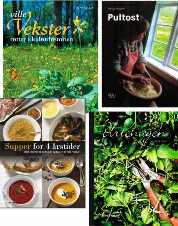 Mat, hage og diverse