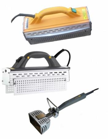 Speedheater IR apparater